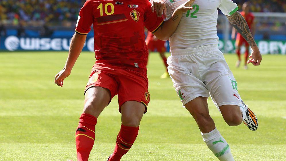 Belgien vs. Algerien: Teuflische Joker