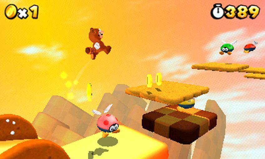 Angespielt / Super Mario / NETZWELT