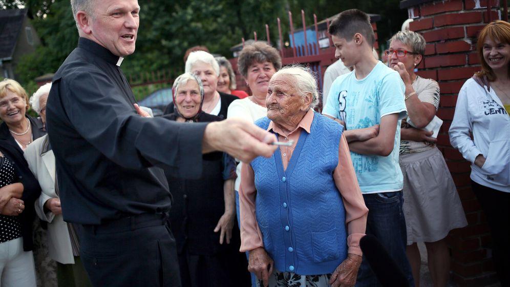 Kirche in Polen: Pastor Lemanski gegen die Kurie