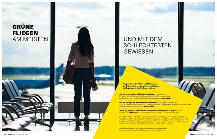 Auszug aus Broschüre der Böll-Stiftung und Airbus