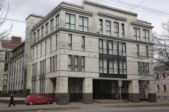 """""""Trollfabrik"""" in Sankt Petersburg"""