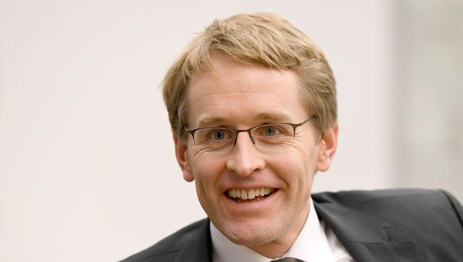 Daniel Günther ist seit 2017 Ministerpräsident von Schleswig-Holstein. Er gewann überraschend die Landtagswahl