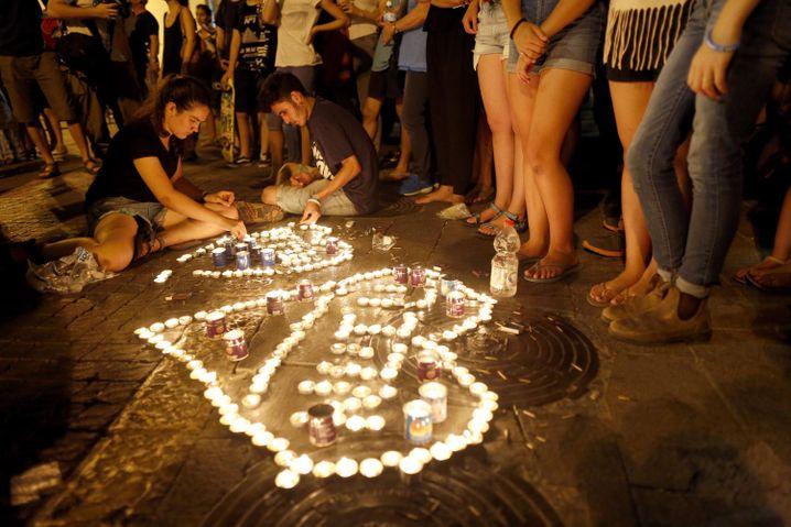 Trauer um Shira Banki: Die 16-Jährige wurde auf der Jerusalemer Pride-Parade von einem jüdischen Extremisten erstochen