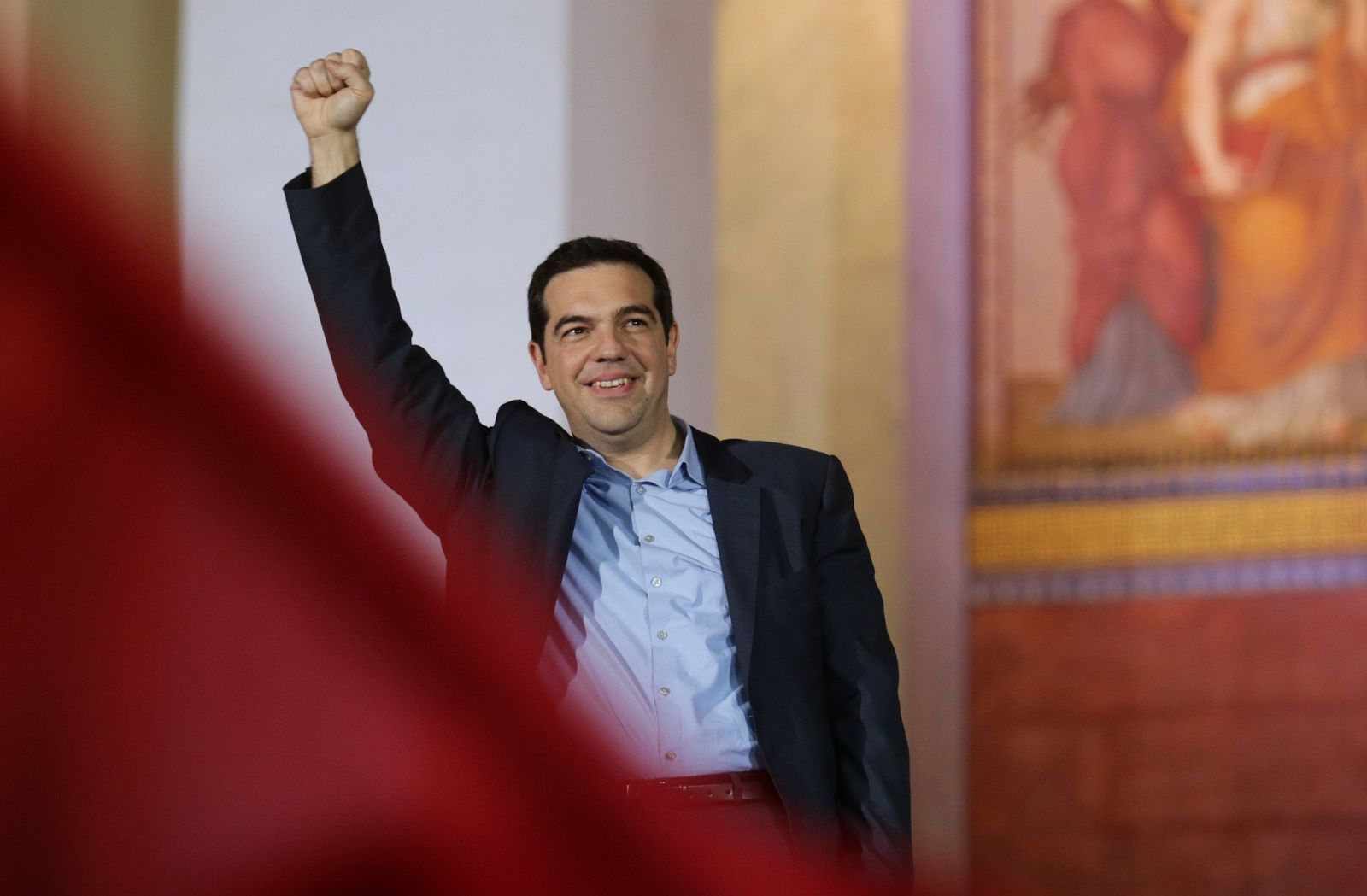 Greece 2015 elections