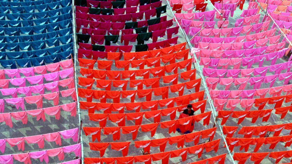 Textilfabrik in Bangladesch: TTIP kostet Entwicklungsländer Marktanteile