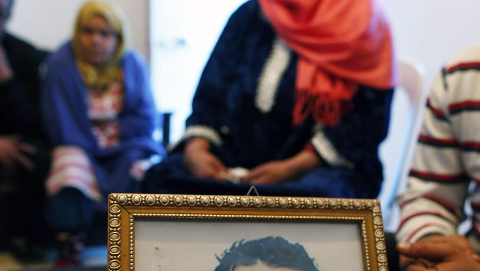Anis Amri (auf Foto seiner Mutter)