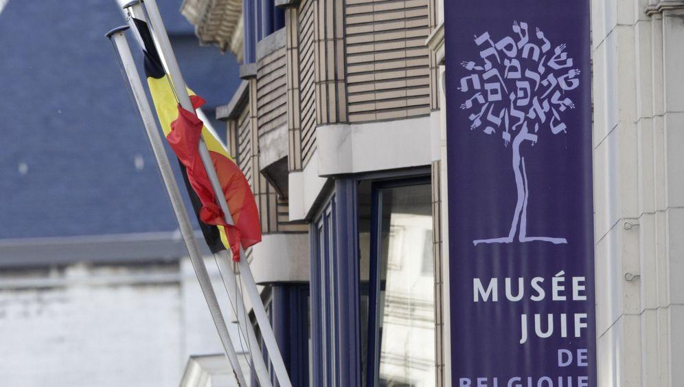 Schüsse in Brüssel: Drei Tote nach Schießerei in Jüdischem Museum