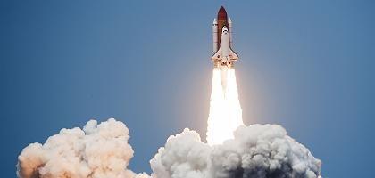 """Atlantis"": Reibungsloser Start in Cape Canaveral"