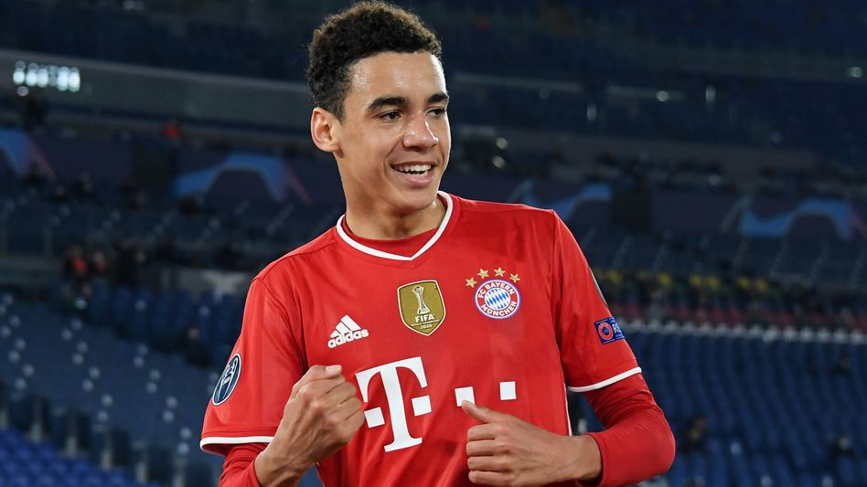 Bayern-Talent Jamal Musiala