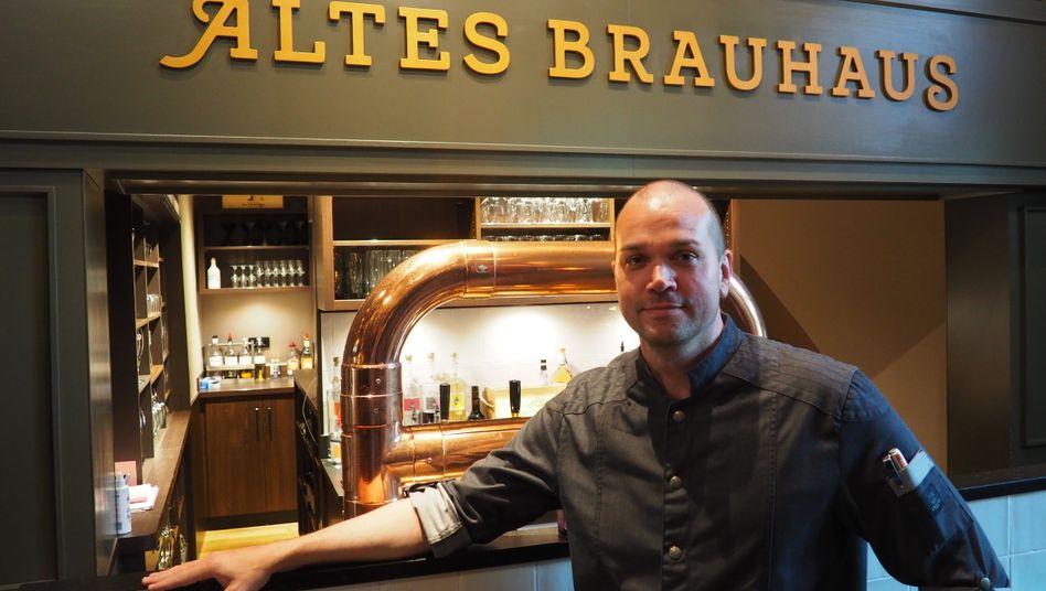 "Gastronom Alexander Korte: ""Das waren Kioskumsätze"""