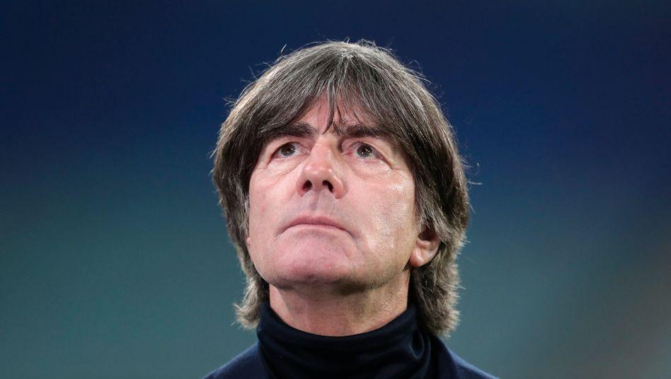 Joachim Löw, der ewige Bundestrainer