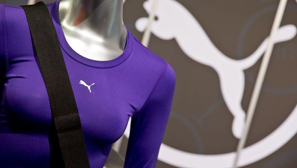 Puma-Sportbekleidung: Katastrophale Arbeitsbedingungen in Fabrik in El Salvador