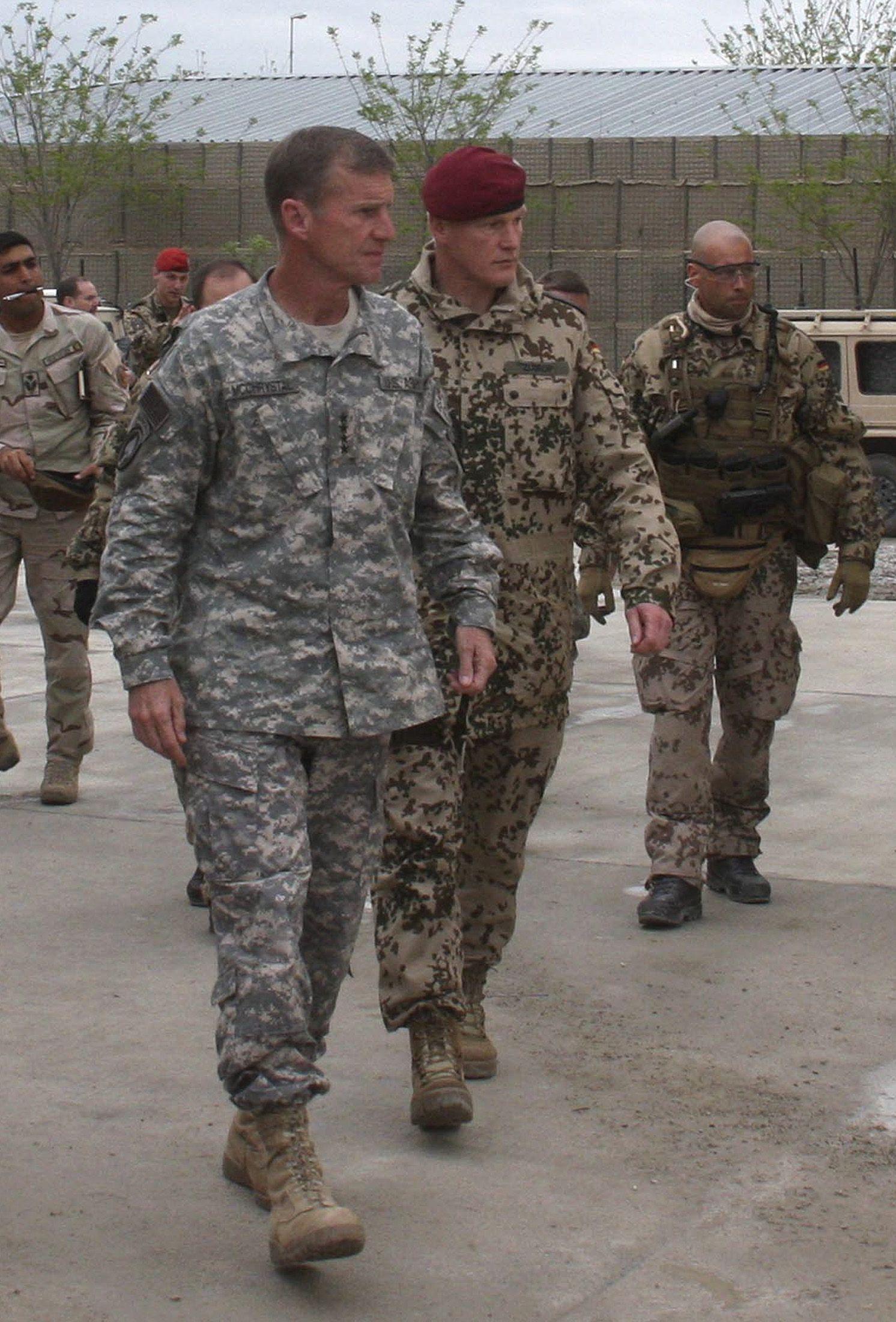 General Stanley McChrystal