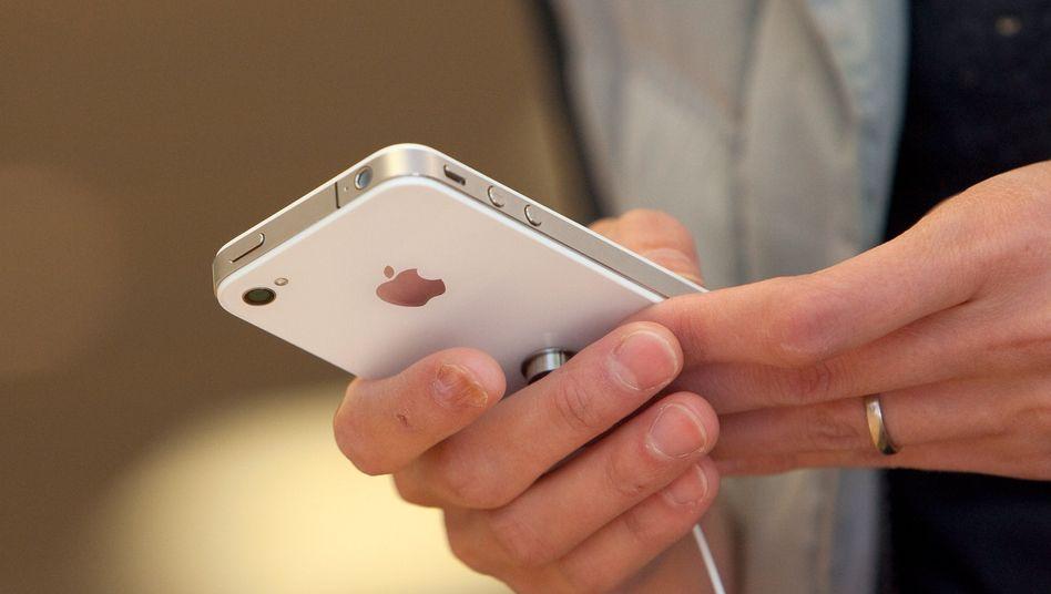 Apple iPhone: Kann der koreanische Konzern das neue Modell vom Markt klagen?