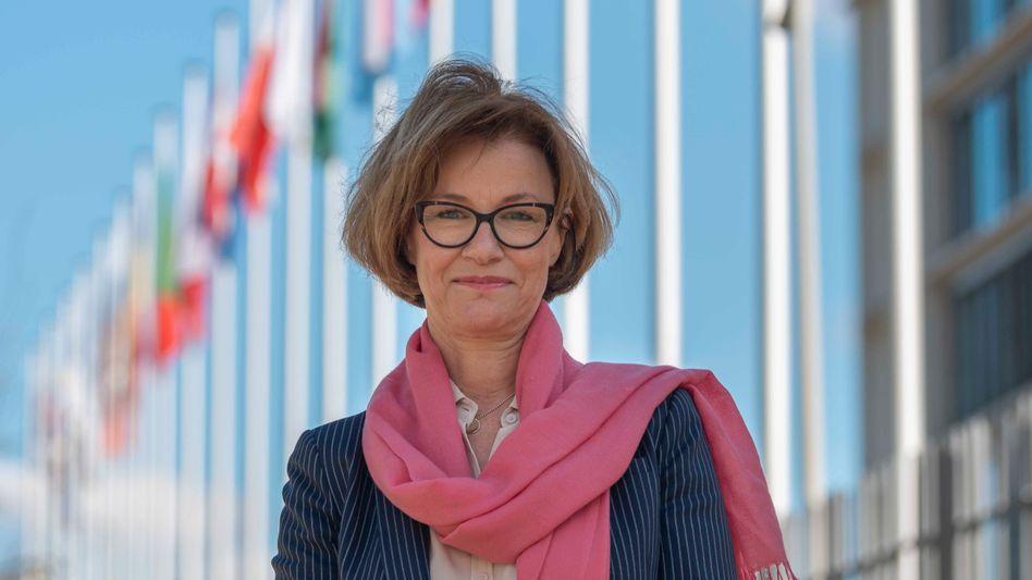 Rechnungshof-Mitglied Eva Lindström