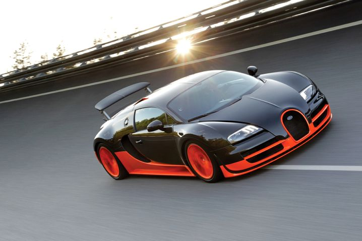 The Bugatti Veyron: A sign that Volkswagen Group is out of touch with contemporary times?
