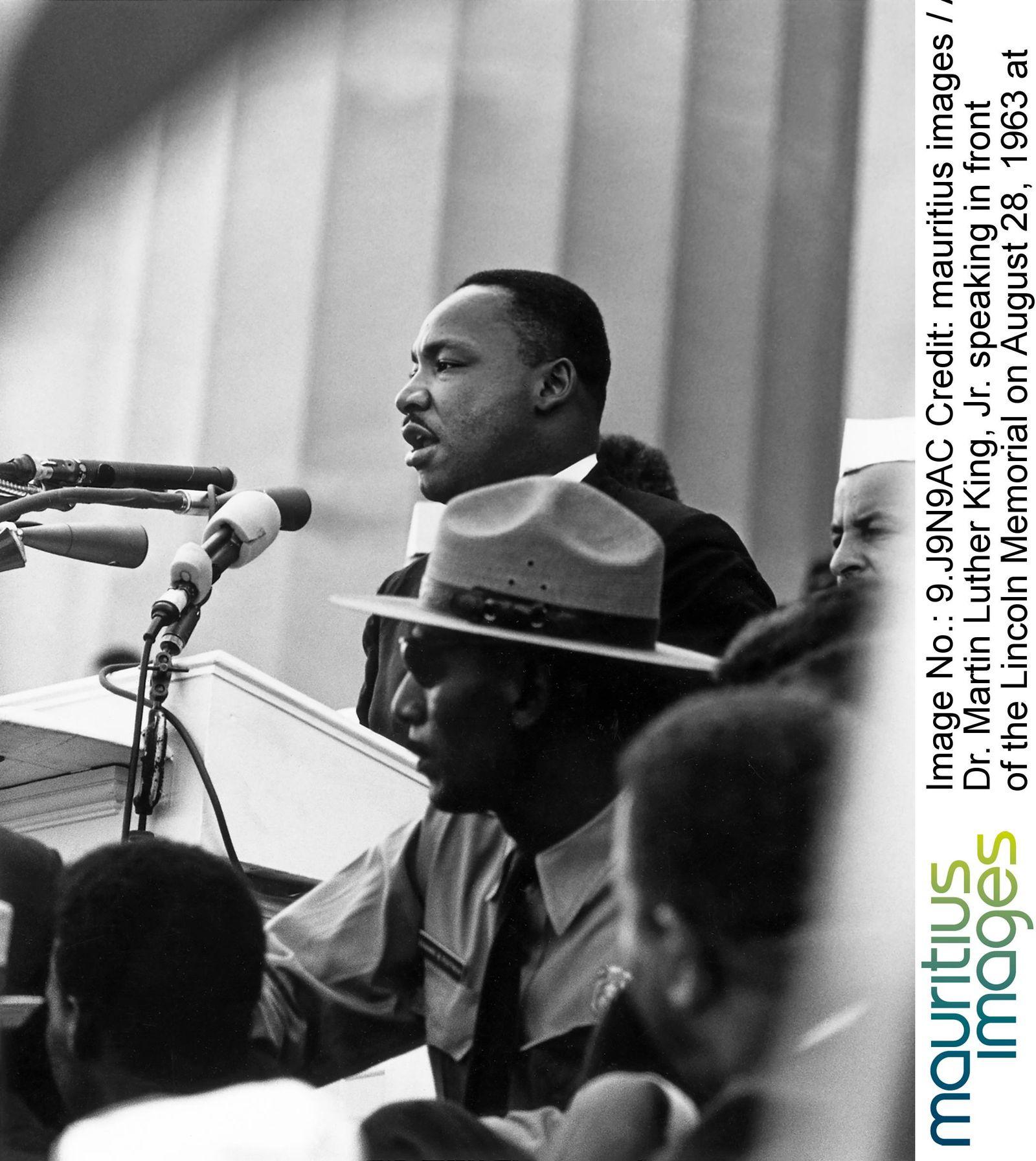 EINMALIGE VERWENDUNG SPIEGEL Plus SPIEGEL 13/18 S. 100 Martin Luther King STARTBILD