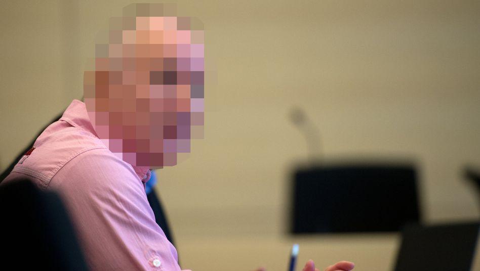 Angeklagter Detlev G.: Staatsanwaltschaft plädierte auf Mord