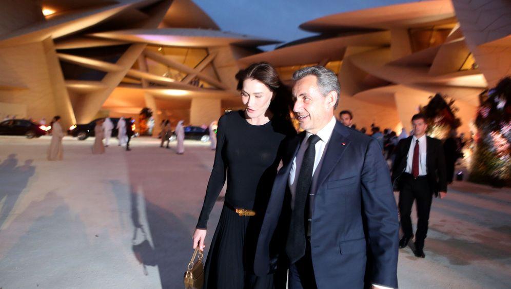 Nicolas Sarkozy: Der Bling-Bling-Präsident