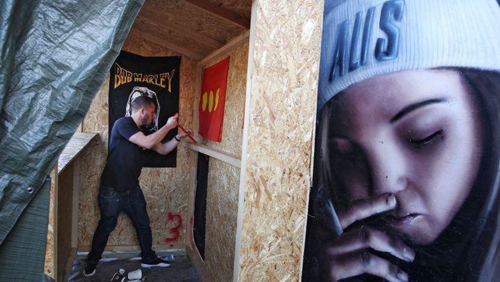 Christiania: Reißt die Hütten ein!