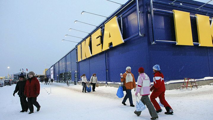 Photo Gallery: One Big Happy Ikea Family?