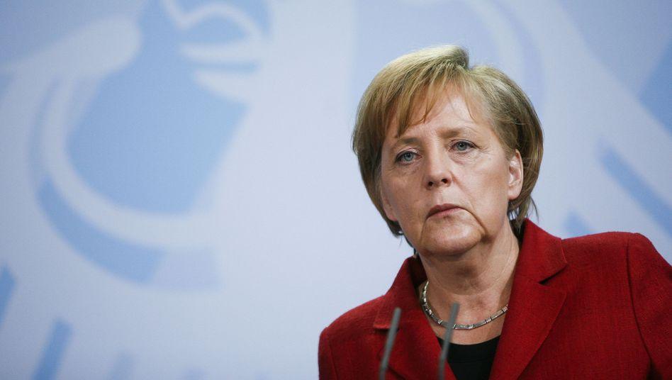 """Kanzlerin Merkel: """"Das kann nicht alles gewesen sein"""""""