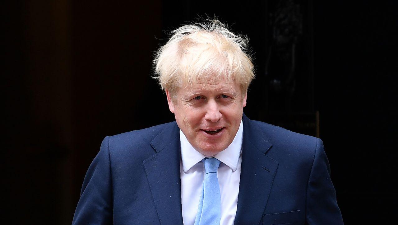 Britischer Premierminister: Boris Johnson hat sechs Kinder - DER SPIEGEL