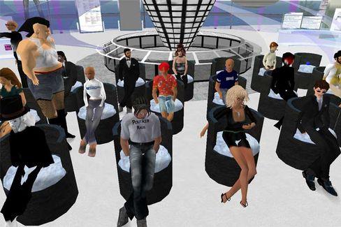 """""""Second Life""""-Versammlung: Zwei von drei Spielern sind Karteileichen"""