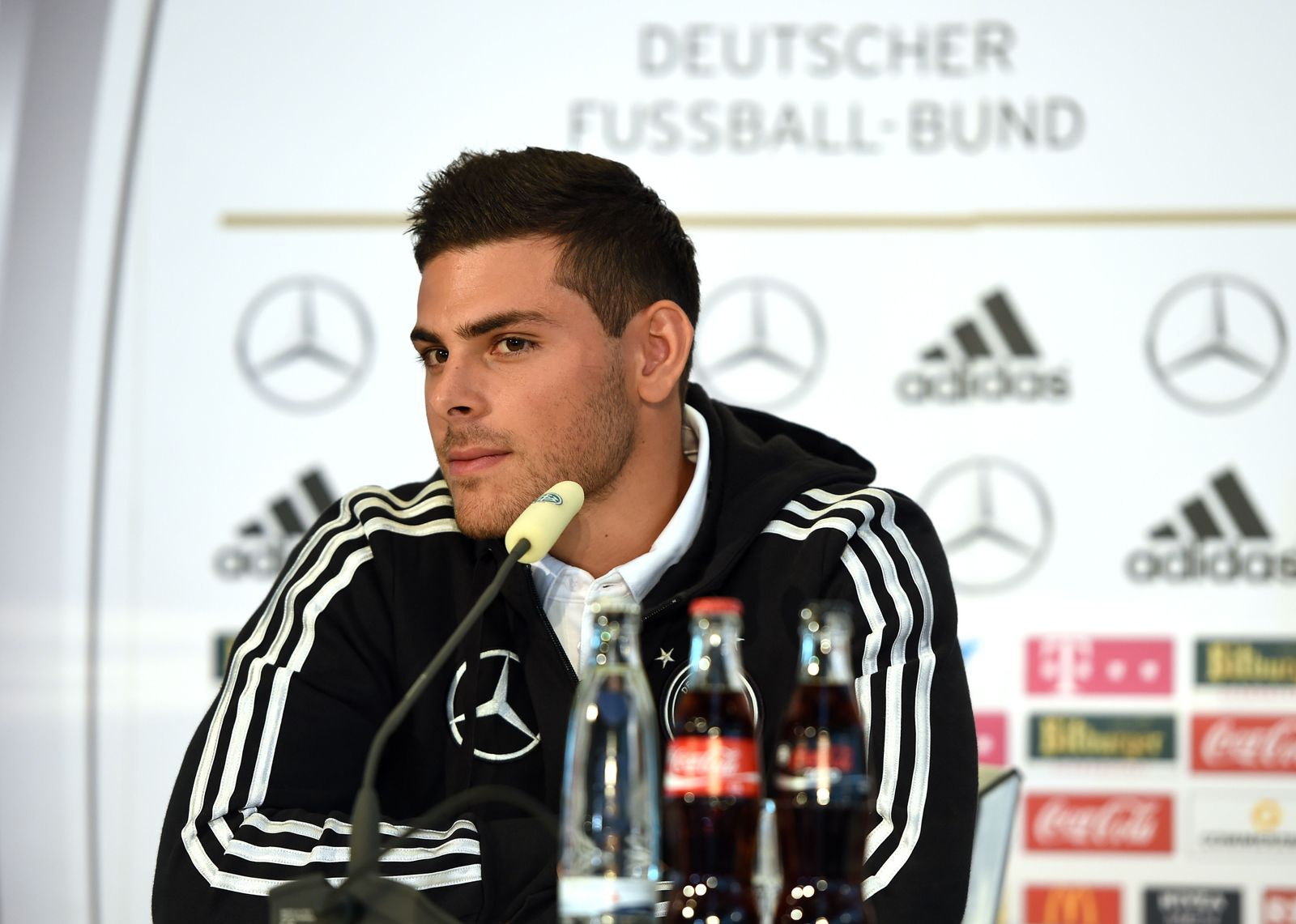FBL-WC2014-FRIENDLY-GER-POL-PRESSER