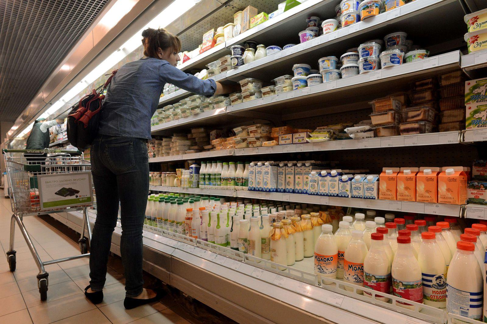 Russland / Lebensmittel / Import / Markt