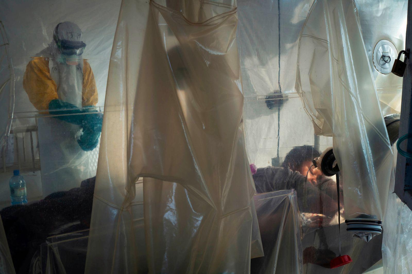 Ebola-Treatments