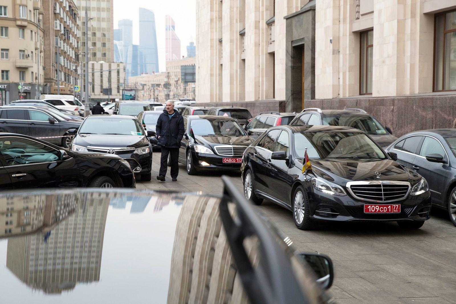 Fall Skripal - Russisches Außenministerium lädt Botschafter ein
