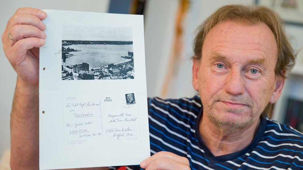 Günter Zettl: Die verschollene Postkarte
