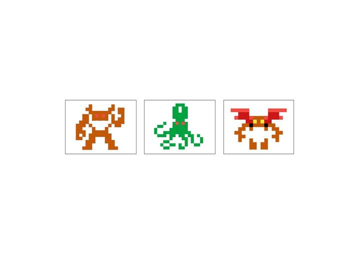 Ultima V: Die Pixelmonster im Überblick