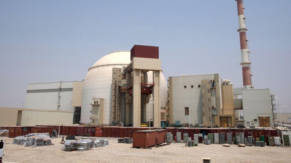AKW Buschehr: Seit Jahren laufen die Atomverhandlungen mit Iran