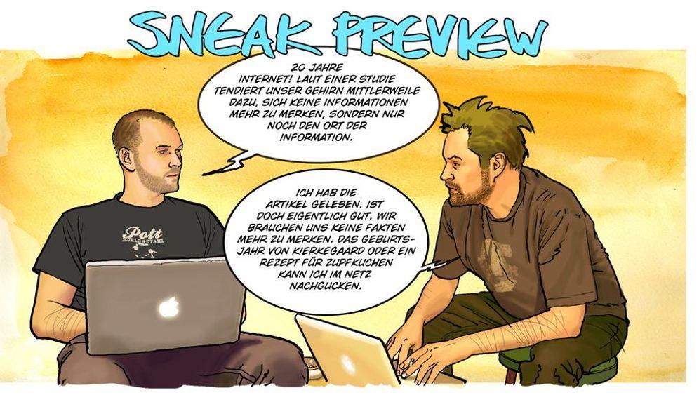 Jamiri: Sneak Preview