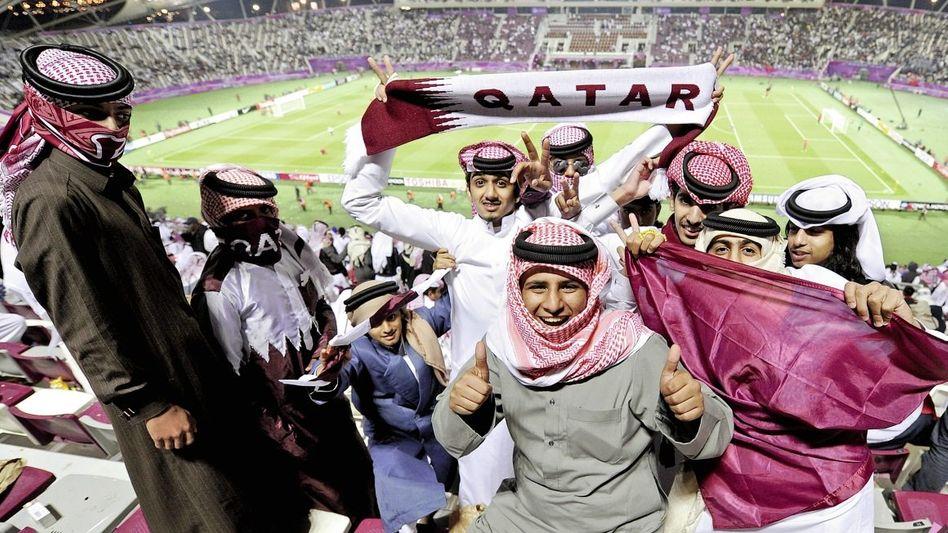 Fans in Doha: »Die Katarer - das ist die reinste Mafia«