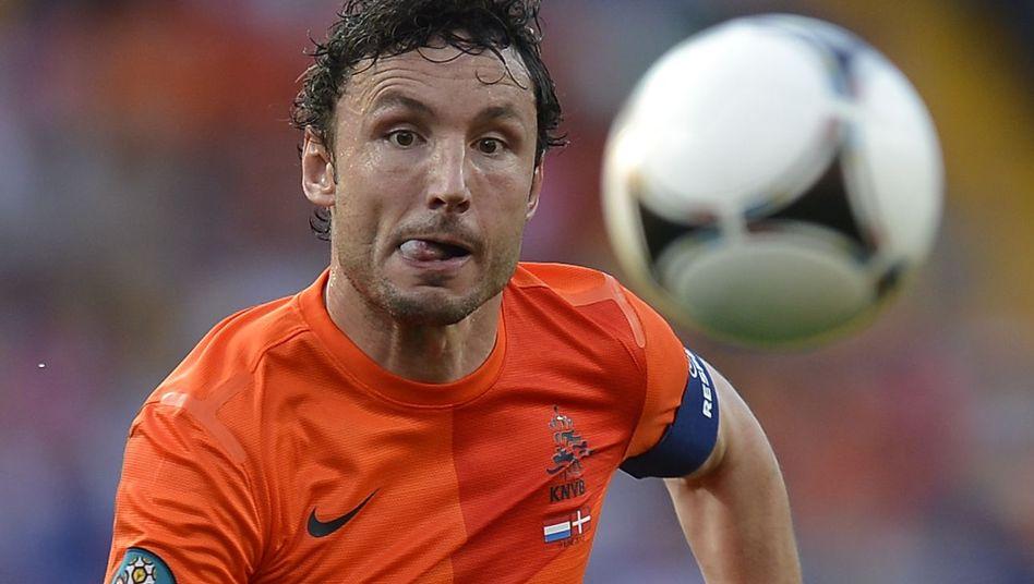 Holland-Star van Bommel: Karriereende nach 20 Jahren im Profifußball