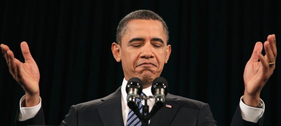 US-Präsident Barack Obama: Diplomatisches Dilemma in Ägypten-Krise