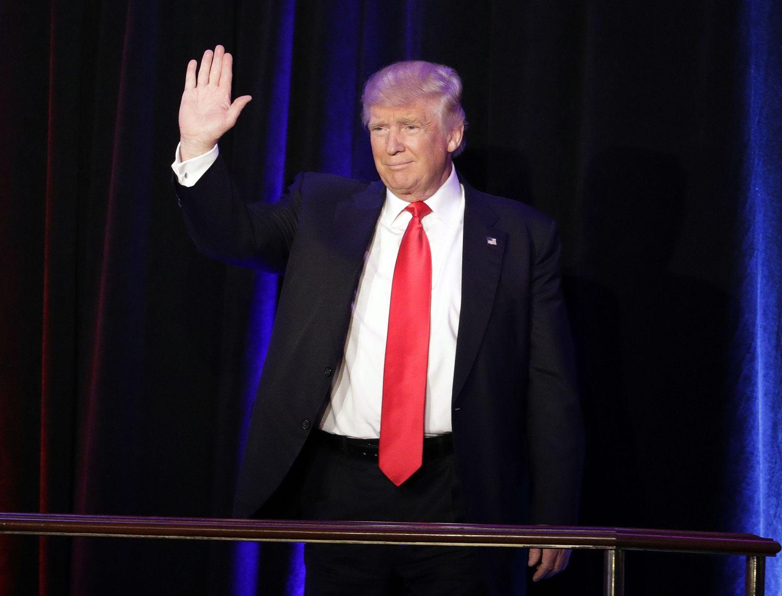Trump/ Gewinnt