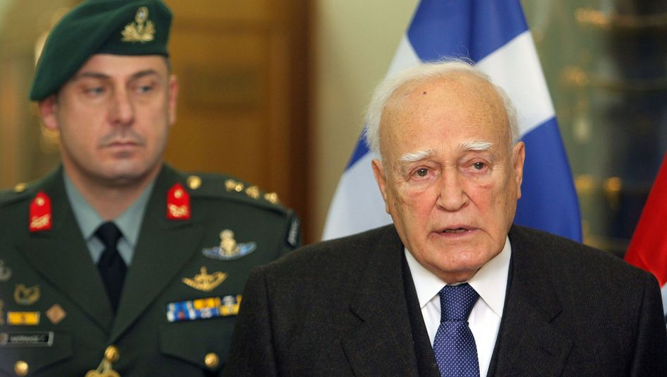 """Griechischer Staatspräsident: """"Herr Schäuble beleidigt mein Land"""""""