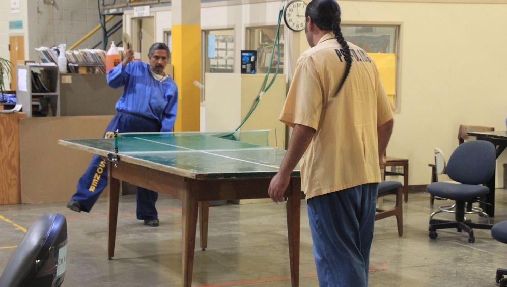 """Pflege von dementen Häftlingen: """"Das Beste, was ich je gemacht habe"""""""