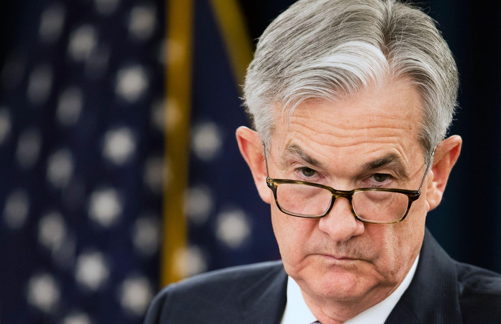 US-Notenbank - Jerome Powell