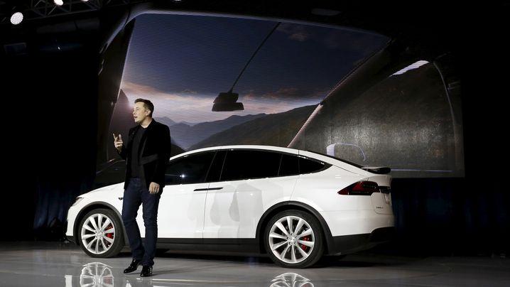 Elon Musks Visionen: Tesla, Trips zum Mars und Tunnelbohrer