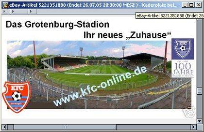 """Ebay-Auktion: """"Von Fans umlagert und Autogramme schreiben"""""""