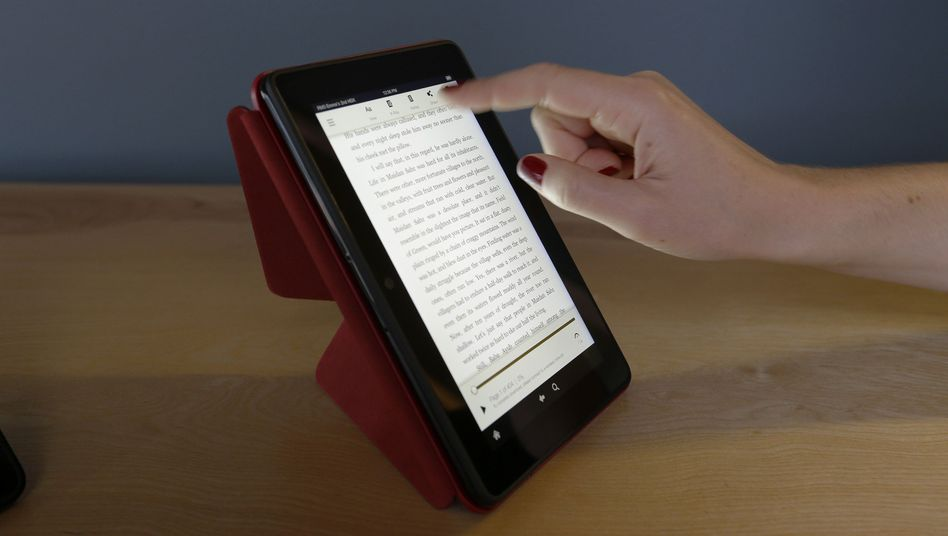 E-books are great. As long as you buy them. Borrowing is more difficult.