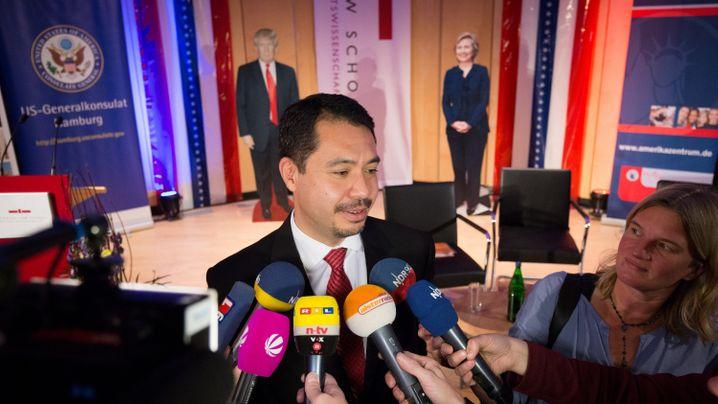 US-Wahl: Partys rund um die Welt