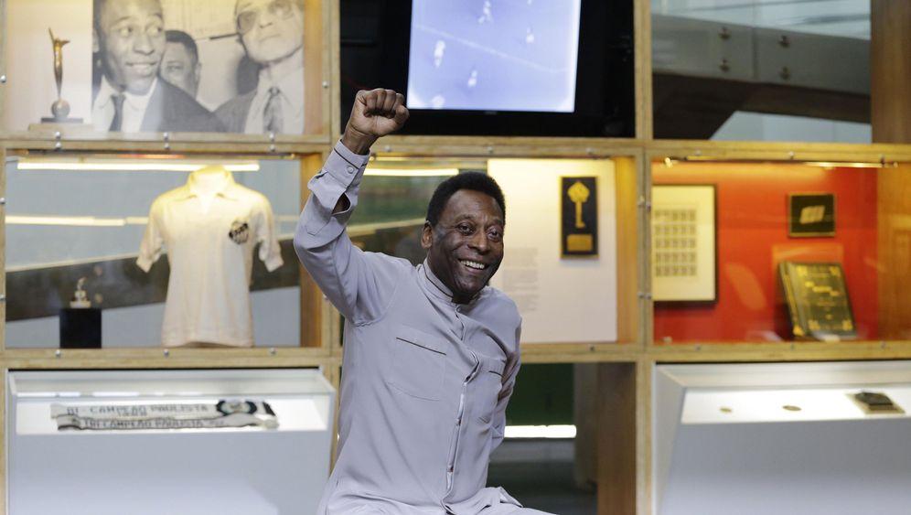 Museum für Pelé: Ein Palast für den König des Fußballs