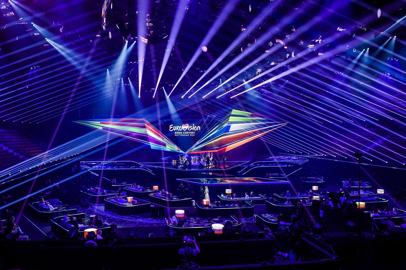 Rehearsals - 65th Eurovision Song Contest