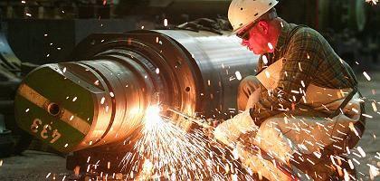 Stahlarbeiter in Duisburg: Am Jobmarkt steht das Schlimmste noch bevor